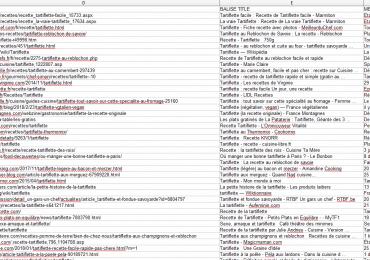 Script PHP pour scraper google.fr