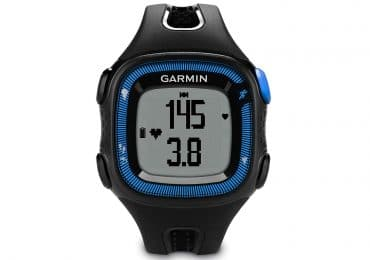 Montre Garmin ForeRunner 15 : mon avis sur cette montre GPS Garmin entrée de gamme