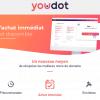 Nouveautés chez Youdot : l'achat immédiat de domaines expirés