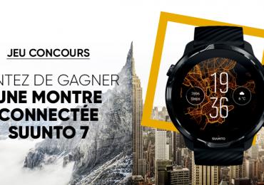 Jeu FNAC Suunto 7 : une montre connectée Suunto 7 à gagner sur twitter.com