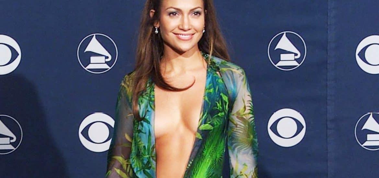 Le décolleté de Jennifer Lopez à l'origine de la création de Google Images
