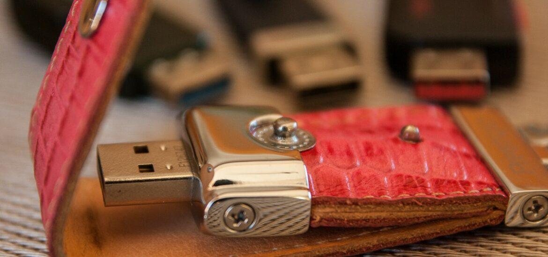 récupération d'une clé USB endommagée