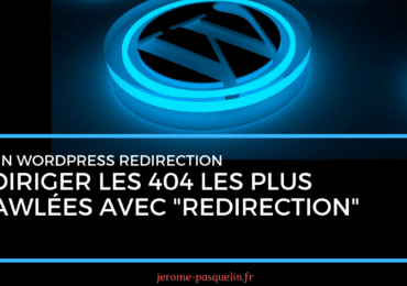 WordPress : rediriger en priorité les 404 les plus crawlées avec le plugin Redirection